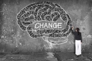 Change-endring